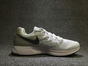 7e22cafe6c5e Nike Air Zoom Pegasus 33 Running Training Shoes Light Green White 831352-100