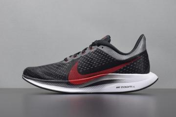 bc1a7ee36b59 Nike Zoom Pegasus 35 Turbo Black Vast Grey Red AJ4114-006