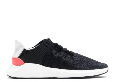Adidas Eqt Support 93 17 Core Black Turbo Red Pink BB1234