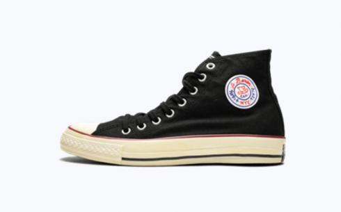 Converse CT Fs Hi Black Shoes
