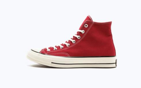 Converse Converse CT 70 Hi Crimson Red White Shoes