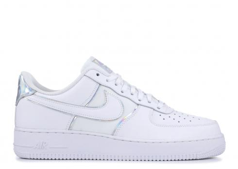 Nike Air Force 1 07 LV8 4 White Silver AT6147 100