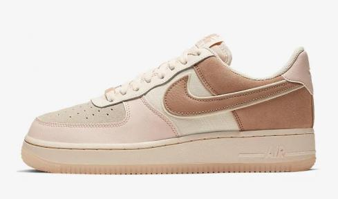 nike air force 1 low rose