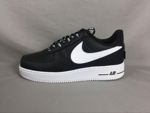 nike air force 1 07 lv8 chenille swoosh blue white void