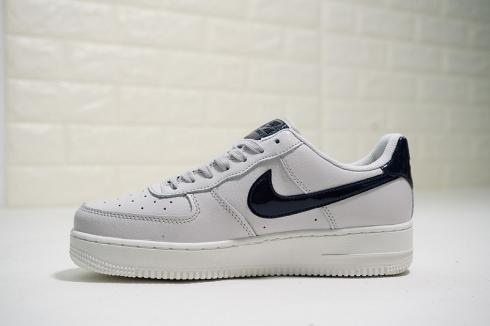 nike AIR FORCE 1 '07 VAST GREYBLACK SUMMIT WHITE bei