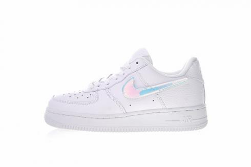 Nike Air Force 1 100 Low White Casual Shoes AQ3621-111 - Sepsport