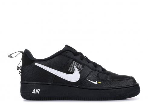Nike Air Force 1 LV8 Utility GS Black AR1708 001