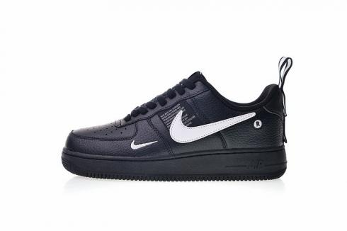 Nike Air Force 1 Low 07 Utility Pack Black Tour Yellow White ...