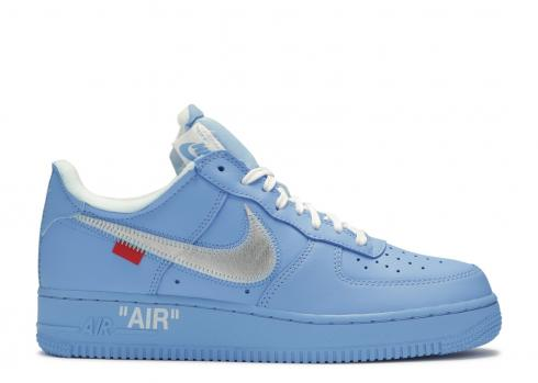 Nike Air Force 1 Low Obsidian White University Red CJ8731-400