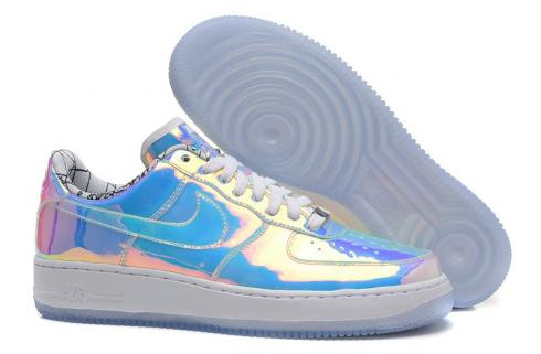Nike Air Force 1 iD Iridescent Options   Now Available