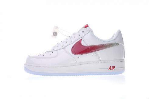 Varsity Red Nike 105 White Air 845053 1 Low Retro Force Taiwan TF1Kcl3Ju5