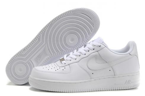 86fc0ce3ed1 Nike Air Force 1 07 Low White Casual Shoes 315122-111