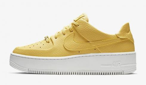 Nike Air Force 1 Sage Low Topaz Gold White AR5339-700