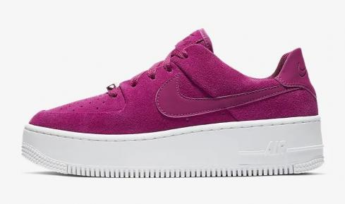 Nike Air Force 1 Sage Low True Berry Plum Chalk AR5339-600