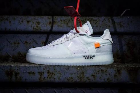 OFF WHITE x Nike Air Force 1 LOW VIRGIL