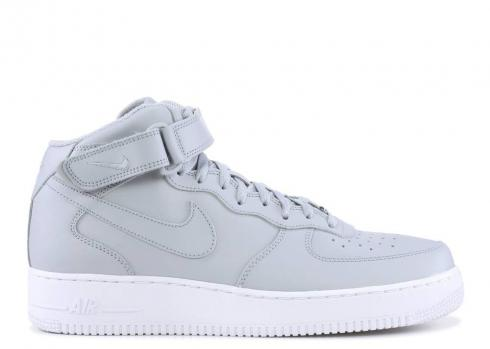 Nike Air Force 1 Mid 07 Wolf Grey White 315123-046 - Sepsport