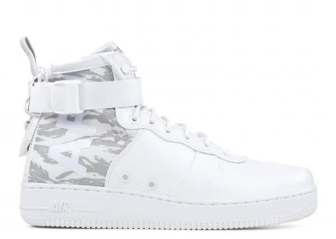 Margaret Mitchell miembro dignidad  Nike Air Force 1 Sf Af1 Mid Prm Cargo White Khaki AA1129-100 - Sepsport