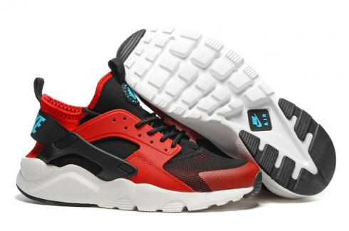 Nike Air Huarache Run Ultra Gym Red Black Men Running Shoes Sneakers 819685 600