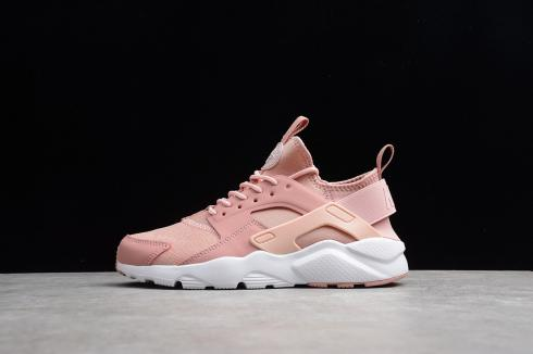 Nike Air Huarache Run Ultra SE Rust Pink Storm Pink White 942122 600