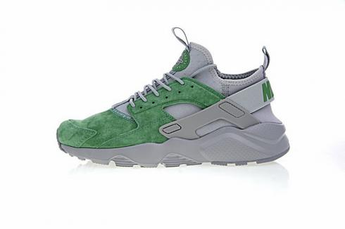 7a34d4702d16 Prev Nike Air Huarache Ultra Flyknit ID Custom Gray Green 829669-664