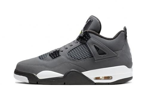 Air Jordan 4 Cool Grey 2019 Chrome Dark Charcoal Varsity Maize 308497-007
