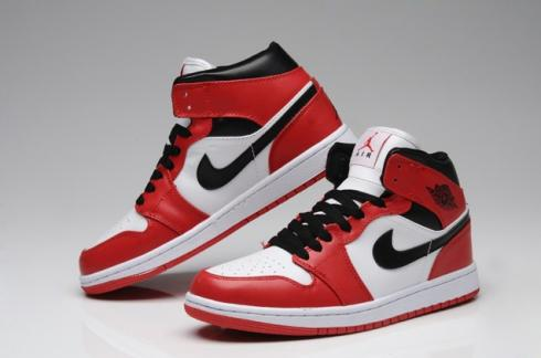 red black white nike shoes