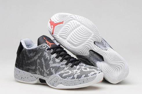 contar Auroch Completo  Nike Air Jordan XX9 Low 29 Infrared 23 Black Wolf Grey Men Shoes 828051 003  - Sepsport