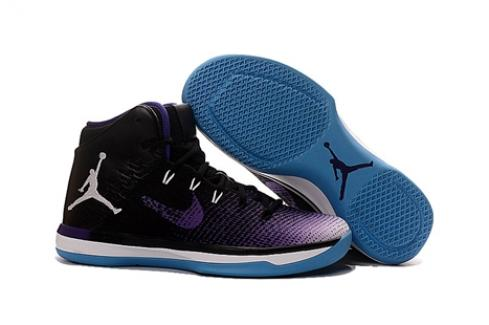 ed94159e1493 Prev Nike Air Jordan XXXI 31 Men Basketball Shoes Black Purple Moon 845037 -105