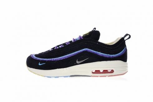 new styles 0b68f 976be Prev Nike Air Max 1 97 VF Sean Wotherspoon Hybrid Black Blue AJ4219-045