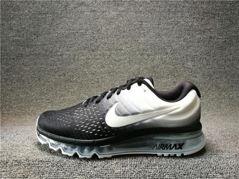 Nike Air Max 2017 Cool Black Anthracite White 849559 010