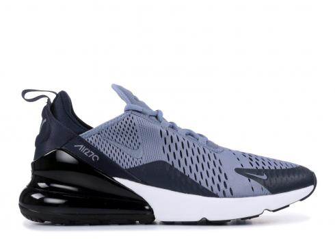 Nike Air Max 270 All Black Noire Sports Running Shoes AH8050