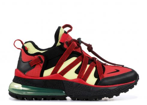 Nike Air Max 270 Bowfin University Red Light Citron AJ7200-003