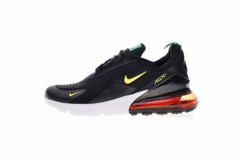 Nike Air Max 270 FIFA World Cup Brazil Black Green Yellow AH8050 112