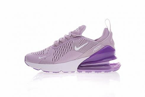 Volverse Campeonato Santo  Nike Air Max 270 Flyknit Lavender Purple White Light Violet AH8050-510 -  Sepsport