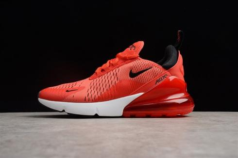 sale retailer 4792c c2271 Nike Air Max 270 Flyknit Red Small Swoosh AH8050-601