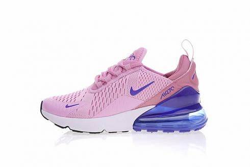 Nike Air Max 270 Light Pink Royal Blue Sneaker Ah8050 540 Sepsport