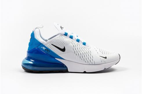 Nike Air Max 270 White Black Photo Blue Ah8050 110 Sepsport