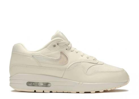 Nike Air Max 1 Jelly Jewel - Pale Ivory Ice Summit White Guava ...