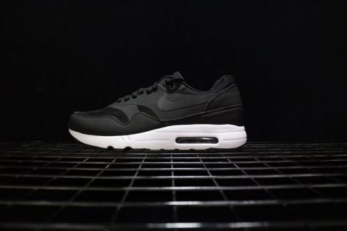 Nike Air Max 1 Ultra 2.0 Essential Black White Men Shoes 875679 002