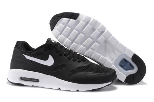 nike air max 1 ultra essential black and white