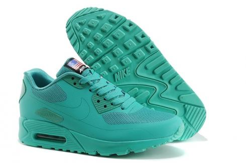 cb67693815f Nike Air Max 90 Hyperfuse QS Apple Green July 4TH Independence Day 613841-330  Item No. 613841-330
