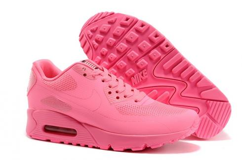 Sur Noreste Actor  Nike Air Max 90 Hyperfuse QS Women Shoes All Pink Red July 4TH Independence  Day 613841-666 - Sepsport
