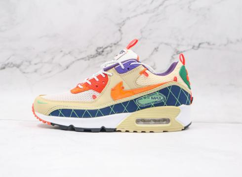 Nike Air Max 90 Trail Team Gold Mountaineering CZ9078-784 - Sepsport