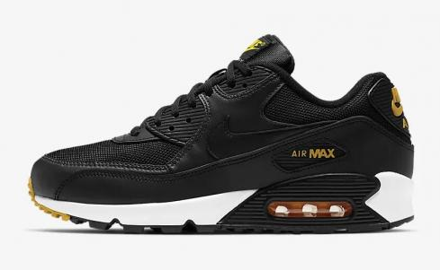 Nike Air Max 90 Essential Black Anthracite White Amarillo AJ1285 022