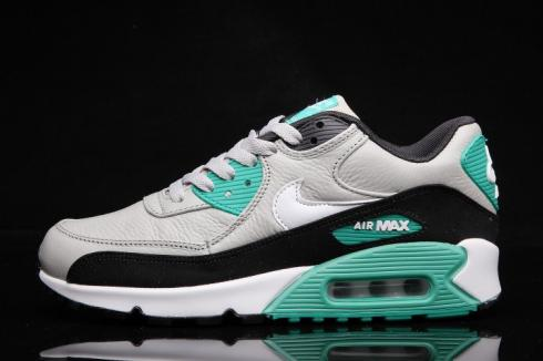 Nike Air Max 90 Essential Wolf Grey White Mint Green Classic 652980 003