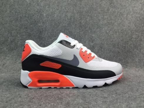 Nike Air Max 90 Ultra 2.0 Essential Grey White Red Classic 819474 106