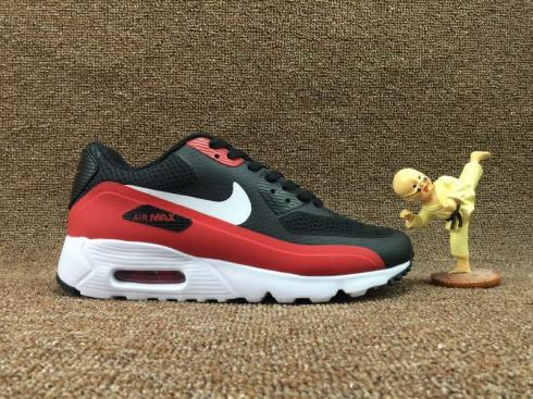 on sale ac374 a76bd Nike Air Max 90 Ultra 2.0 Essential Red Black White Grey University  819474-002