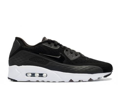 Nike Air Max 90 Ultra Br Dark Black Grey 725222 001