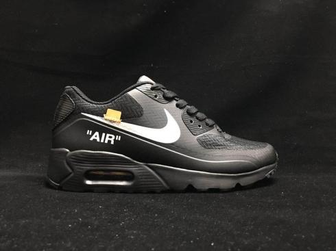 Off White Nike Air Max 90 Black Release Date AA7293 001
