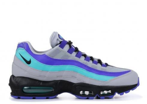 Nike Air Max 95 Aqua Grey Purple AT2865-001